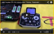 Jeti DS-16 youtube 1