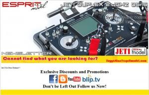 Jeti Press Release 2013