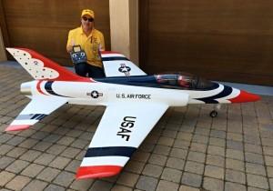 Pilot David Soufer