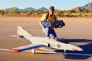 Jim McEwen Arizona Jet Rally