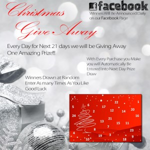 Christmas Give Away 2014