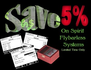 Save 5 Percent Spirit