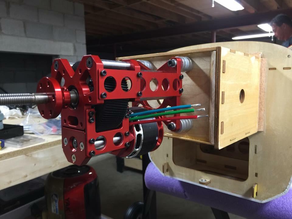 Kontronik gear motor prototype (1)