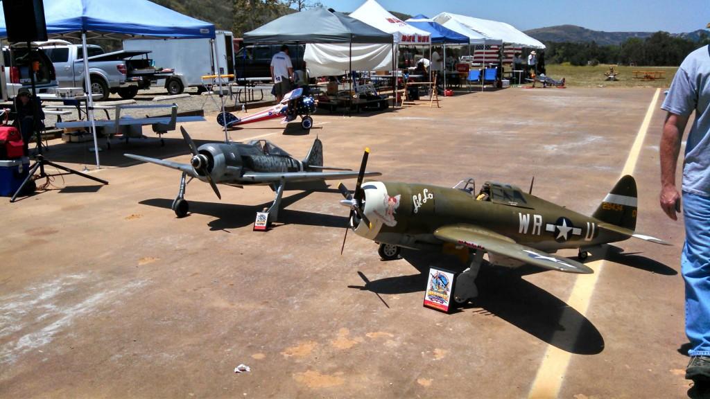 Carf P-47 & Carf P-47 Thunderbolt Razorback | JetiUSA Blog