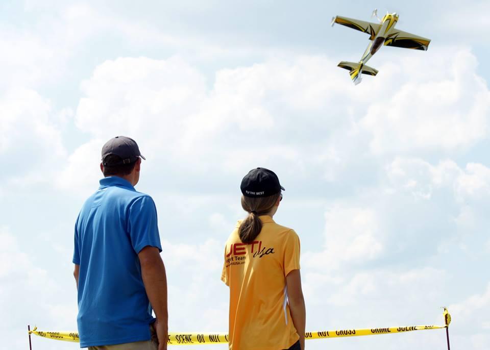Ashleigh Heath - Flying 3