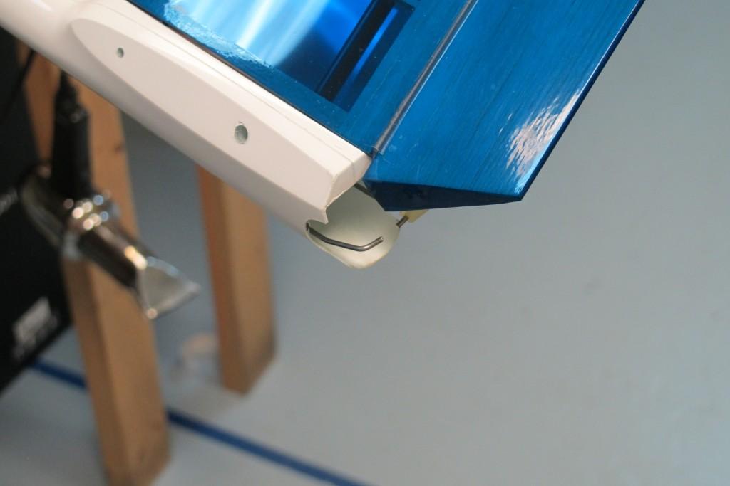 V-Tail Installation (1)