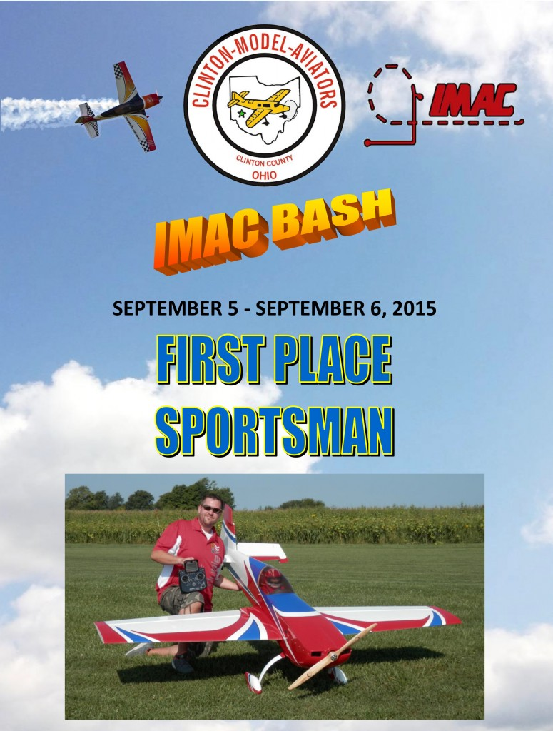 IMAC 1ST PLACE SPORTSMAN jeff m
