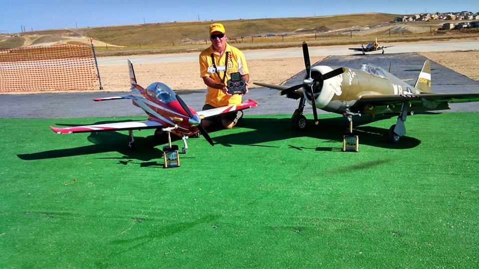 Michael Middleton - Warbirds Over Rockies 2015