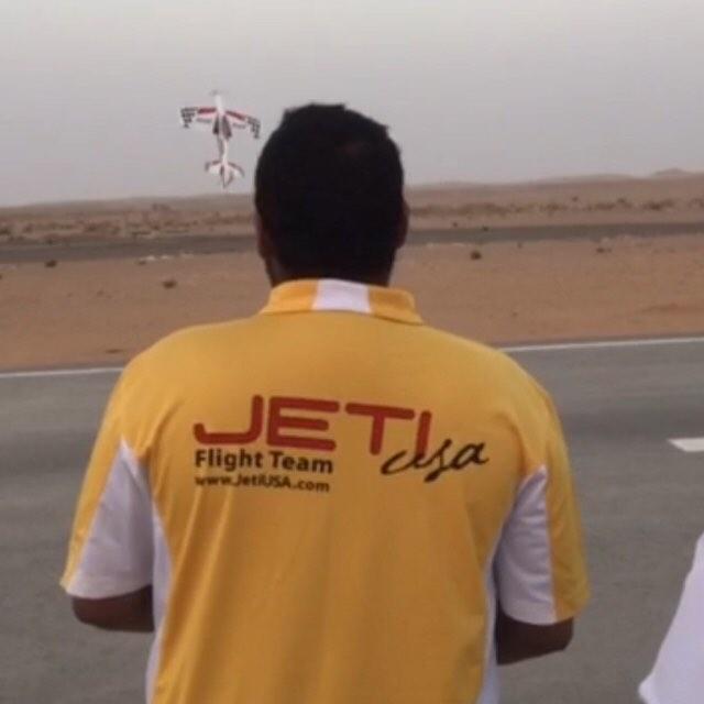 Mohhamed flying
