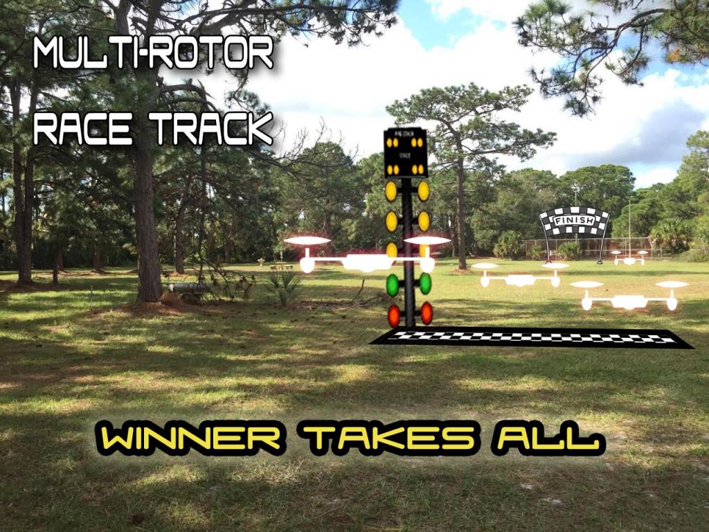 Mult-Rotor Racing