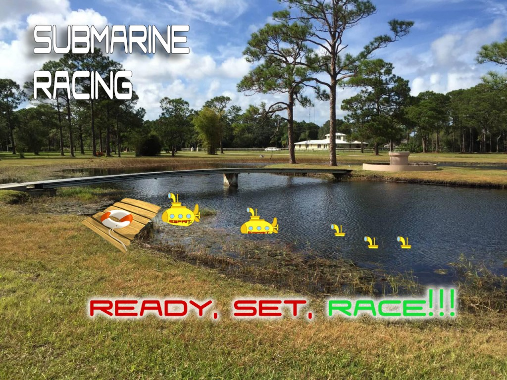 Submarine Racing