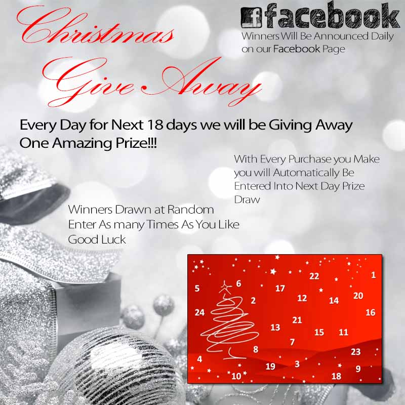 Christmas Give Away 2015