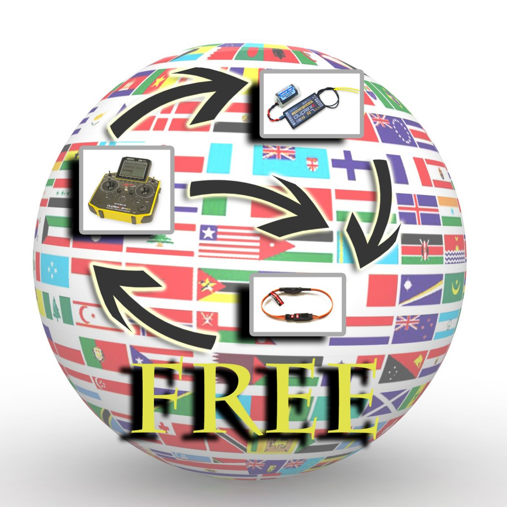 Free Worldwide Shipping Small