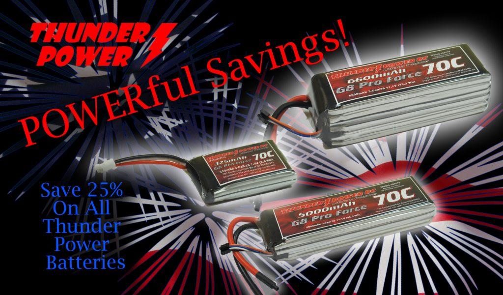 Thunder Power Sale