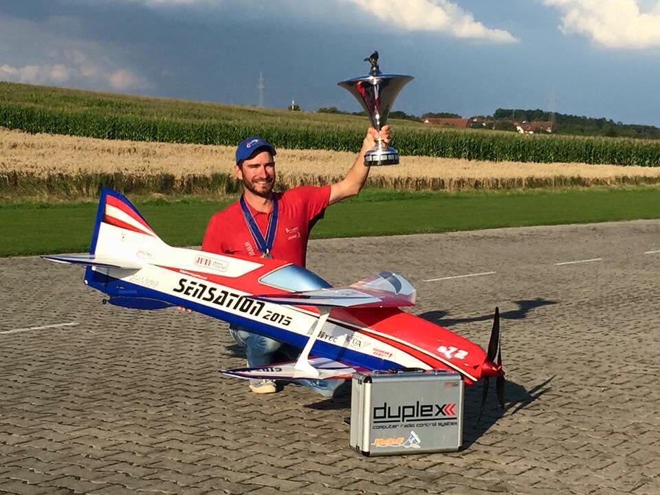 Gernot Bruckman Congrats!
